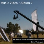 Music video making in Mumbai