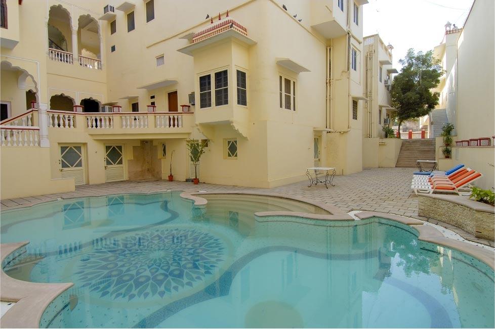 Mandawa Haveli A Heritage Hotel Jaipur Rajasthan
