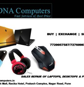 Computer accessories and Laptop store Pune