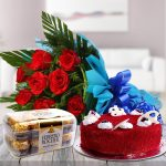 Birthday Cake and Flowers Delivery in Gurgaon