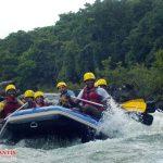 River Rafting in Goa, Monsoon River Rafting in Goa