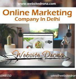 Website Drona – Digital Marketing Company Delhi